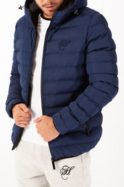 Chrysler Hooded Bubble Jacket Jackets Hardcore Mens