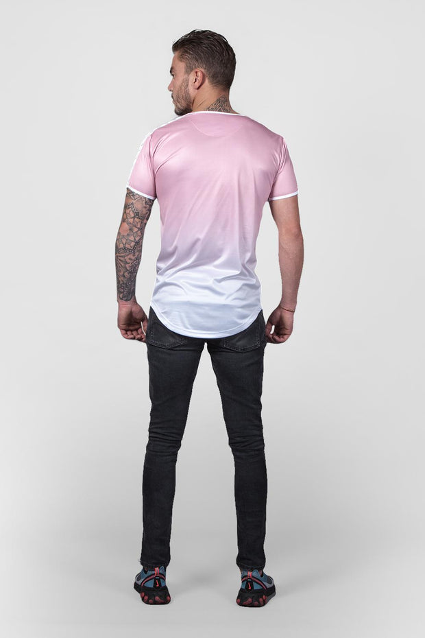 Lummus Embroidered Logo T-Shirt Mens T-Shirts Hardcore Mens