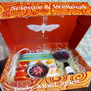 Ayurveda Wellness Gift Set