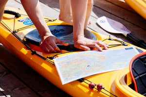 Rent professional kayaks and gear for your archipelago adventure