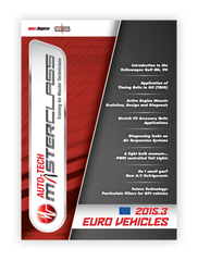 Masterclass 2015.3 Euro Vehicles