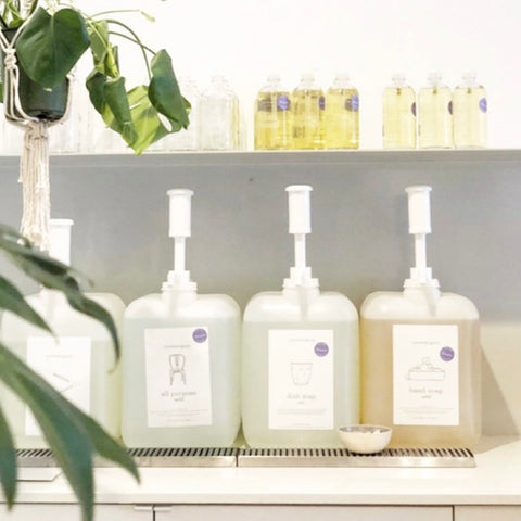 Common Good: All-Natural Soaps, Detergents & Cleaners | Common Good