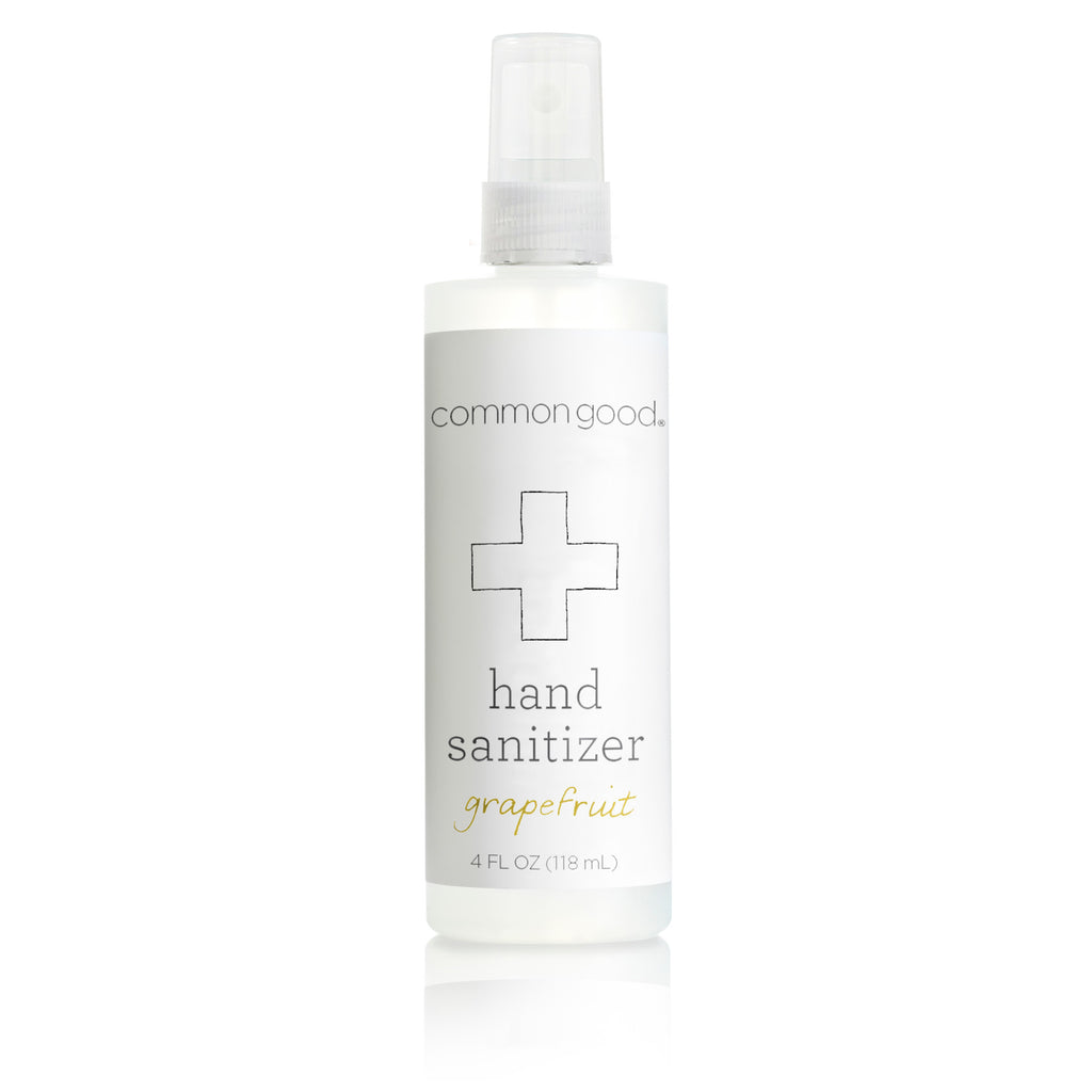 Hand Sanitizer 4 Fl Oz - Common Good