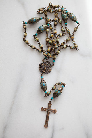 Tribal Czech Rosary