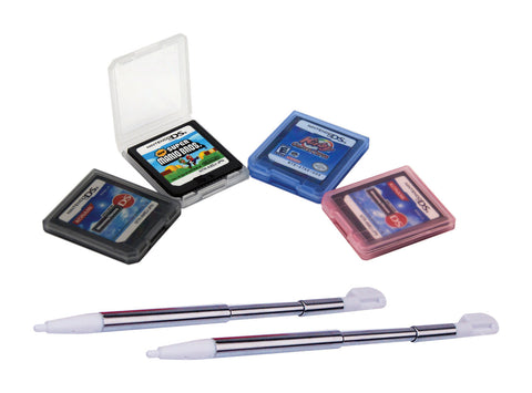 Game Case and Stylus Pack