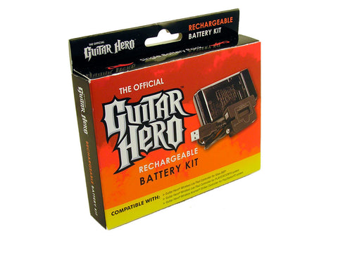 Guitar Hero Rechargeable Battery Kit