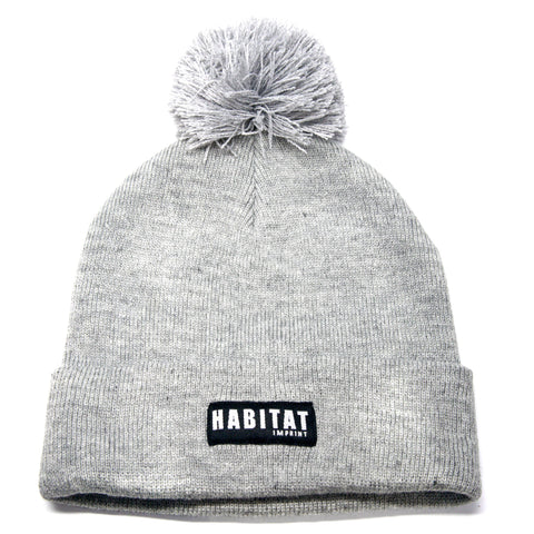 "Arbor Summit Beanie ""Gray"""