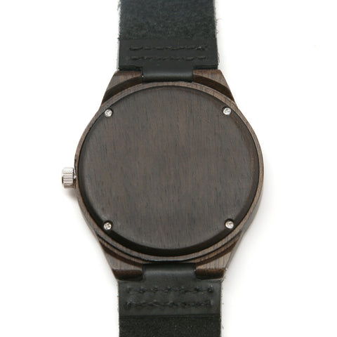 "Bamboo Watch Rowland Series ""Brown"""