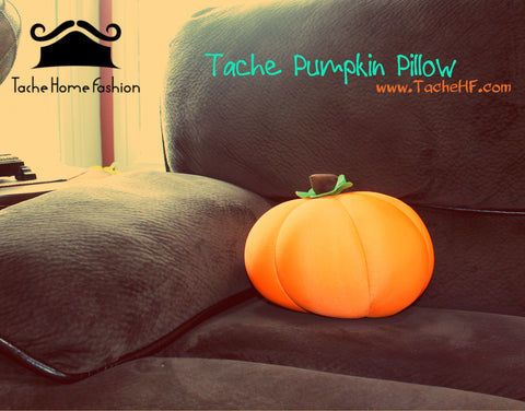 Tache Microbead Pumpkin Pillow