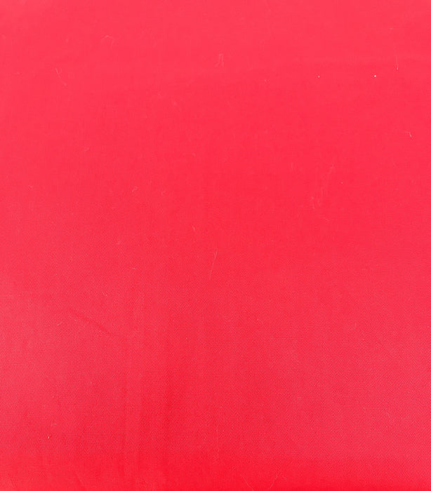 Tache 2 to 3 PC Cotton Solid Vibrant Red Bed sheet (Fitted Sheet) (BS3PC-RR) - Tache Home Fashion
