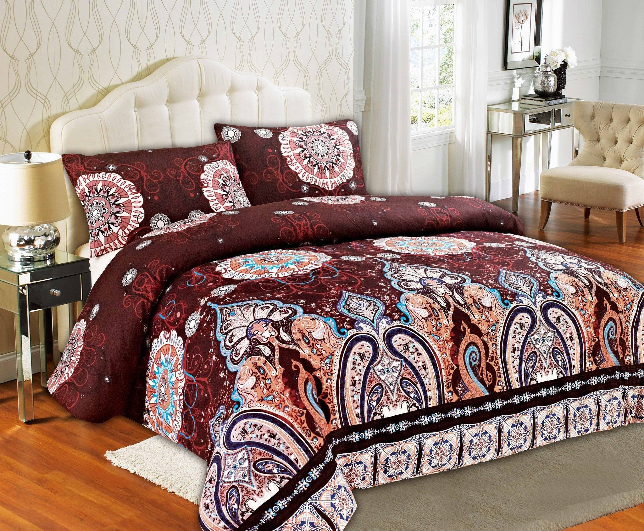 product bath laural duvet cabin rustic covers free overstock home today bedding comforter shipping