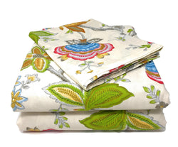 Tache Quiet Morning Garden Duvet Cover Set (2155) - Tache Home Fashion