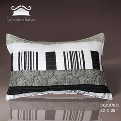 Tache Cotton New York Penthouse 2 Piece Pillow Sham (PCNY-DXJ107075) - Tache Home Fashion