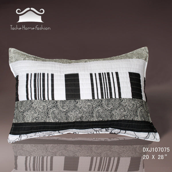 Pillow Case - Tache Cotton New York Penthouse 2 Piece Pillow Sham