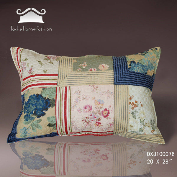 Pillow Case - Tache Emperor's Garden 2 Piece Pillowcase