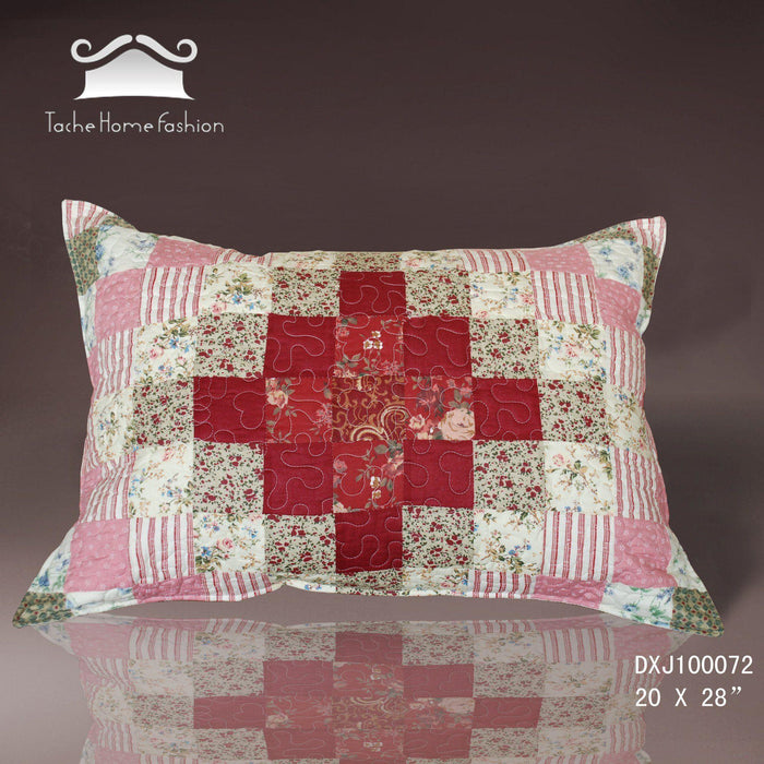 Pillow Case - Tache Sweetheart Diamond 2 Piece Pillowcase