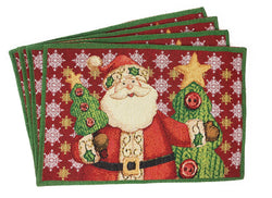 Placemat - Tache Santa Clause Is Coming To Town Placemat