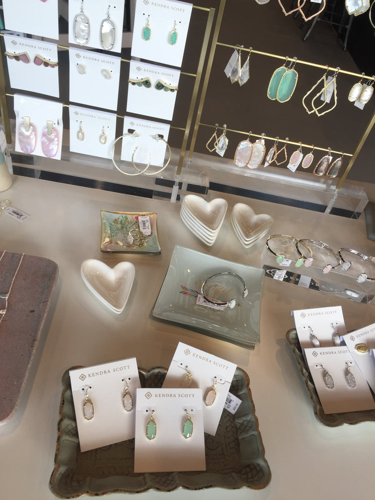 Kendra Scott spring collection at Studio Vino