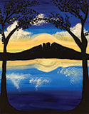 Horsetooth Fort Collins Painting