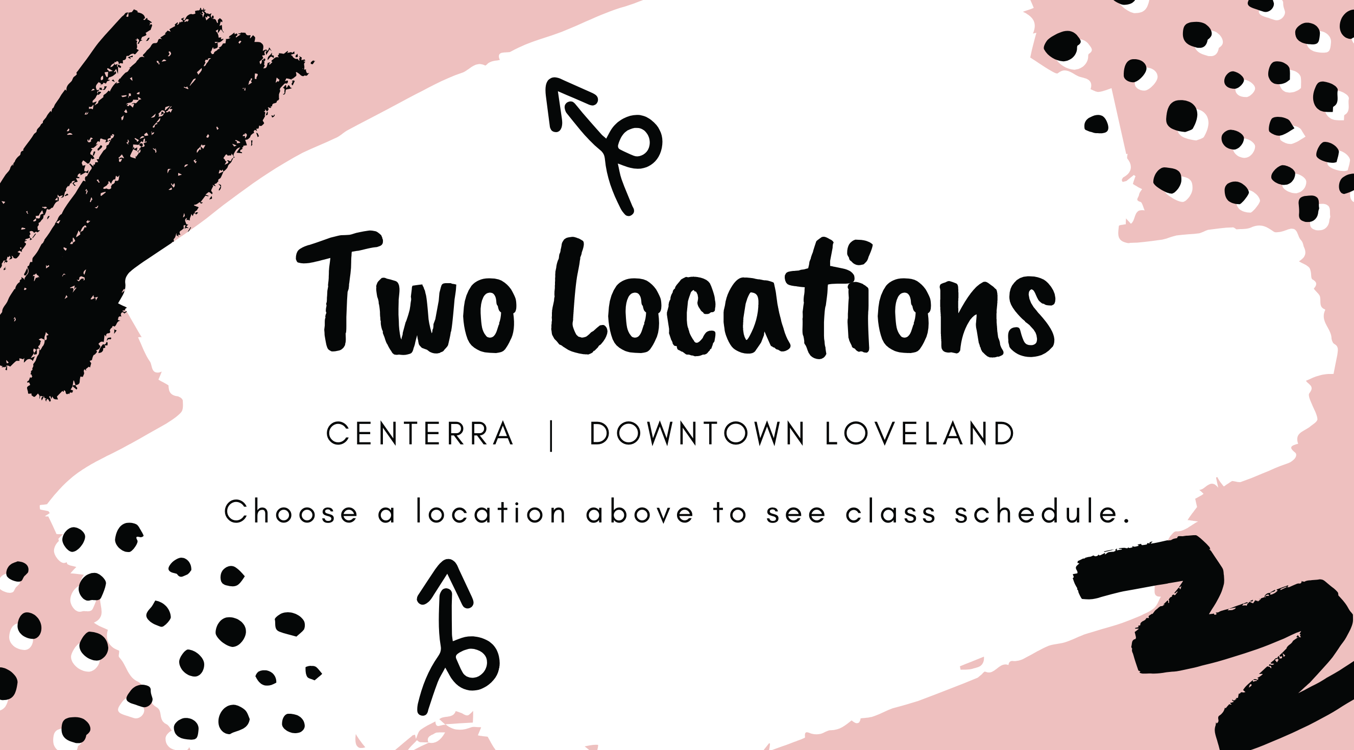 We have two locations in Loveland, Colorado!
