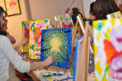 Paint & Sip Club Memberships
