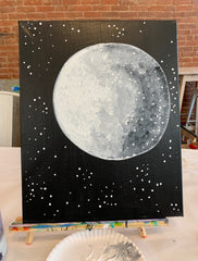 Full Moon Paint at Home Kit