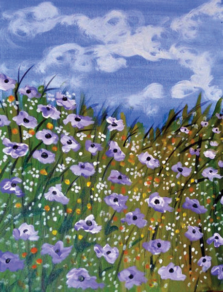 "Painting and Pints: ""Spring Dreams"" at City Star Brewing (Berthoud)"