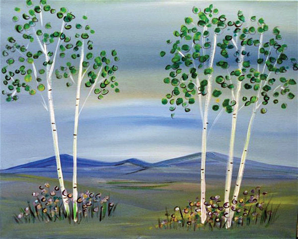 "Painting and Pints: ""Aspen in the Rockies"" at City Star Brewing (Berthoud)"