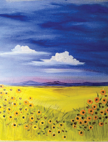 "Painting and Pints: ""Summer Days"" at City Star Brewing (Berthoud)"