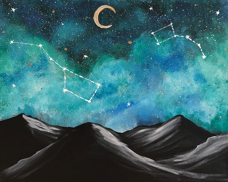 Constellation Sky