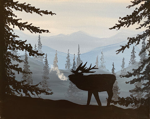 Mountain Elk