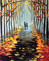 "Painting and Pints: ""Autumn Stroll"" at Verboten Brewing"