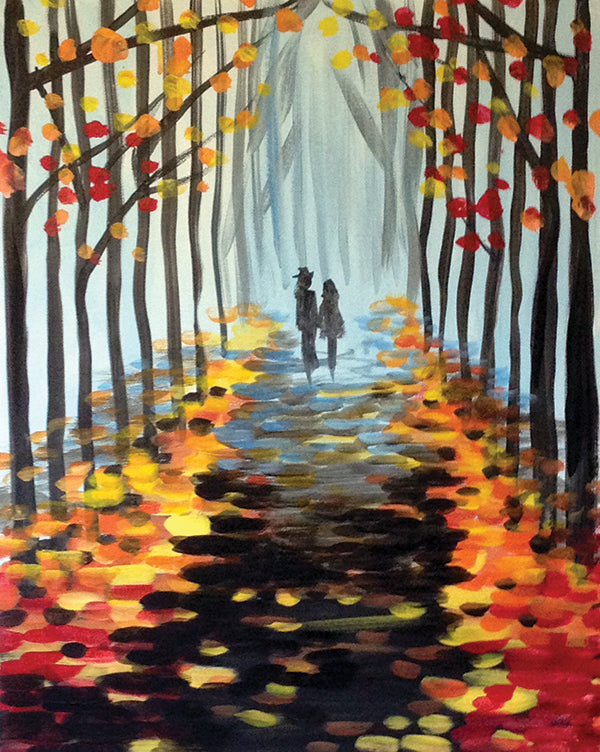 "Painting and Pints: ""Autumn Stroll"" at City Star Brewing (Berthoud)"