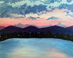 "Painting and Pints: ""Loveland Sunset"" at Big Thompson Brewery"
