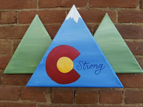 Colorado Strong Paint at Home Kit