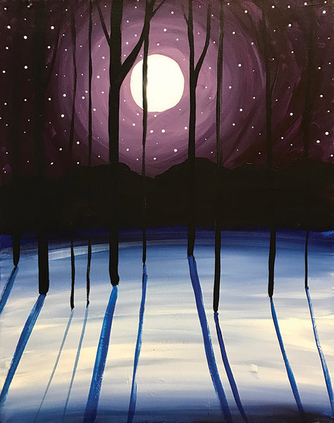 "Painting and Pints: ""Night Shadows"" at City Star Brewing (Berthoud)"