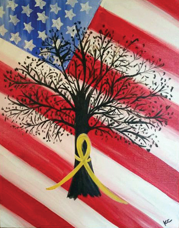 Yellow Ribbon: Veterans' Day Fundraiser