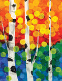 "Painting and Pints: ""Bright Aspen"" at Loveland Aleworks"