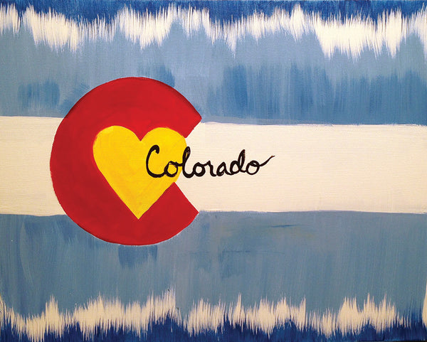 "Painting and Pints: ""Colorado True"" at Brix Taphouse & Brewery (Greeley)"