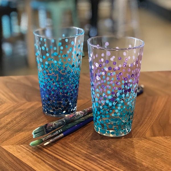 "Painted Pints: ""Dotty Dots"" at Loveland Aleworks"