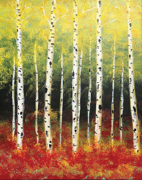 "Painting and Pints: ""Autumn Majesty"" at Loveland Aleworks"