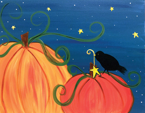 "Painting and Pints: ""Autumn Wish"" at Big Thompson Brewery"
