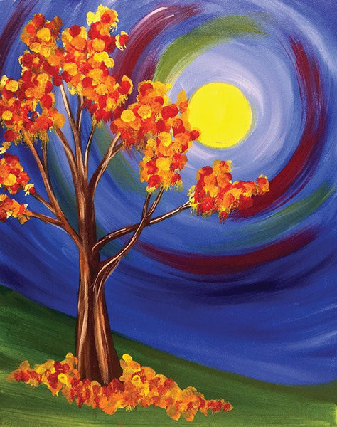 "Painting and Pints: ""Fall Evening"" at City Star Brewing (Berthoud)"