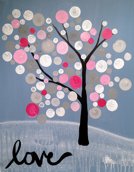 "Painting and Pints: ""Love Tree"" at Loveland Aleworks"