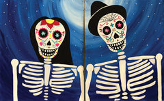 Date Night: <br>Amores Muertos