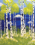 "Painting and Pints: ""Summer Majesty"" at Loveland Aleworks"