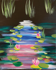 Lily Pad Night