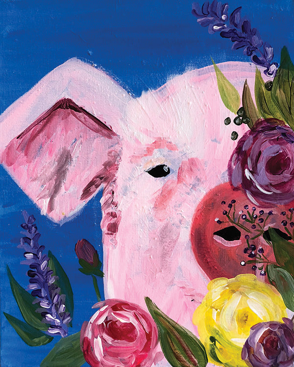 Oink Blooms