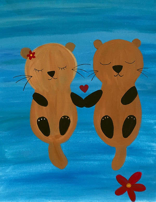 Otter-ly in Love
