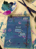 ARTful Journaling: Journal Making (Tuesday Night)
